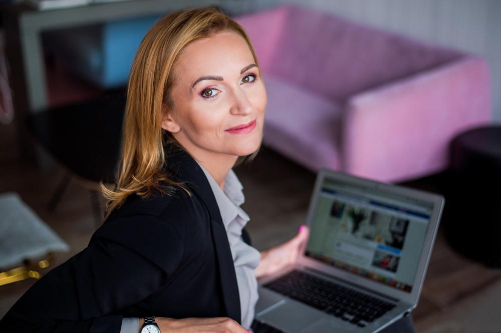 Sesja wizerunkowa Agnieszki – PR i social media / Gdynia