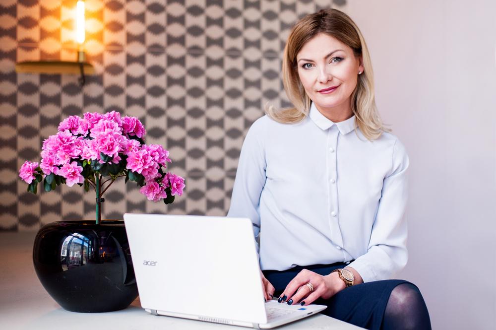 Sesja wizerunkowa Anety – coaching / Gdynia