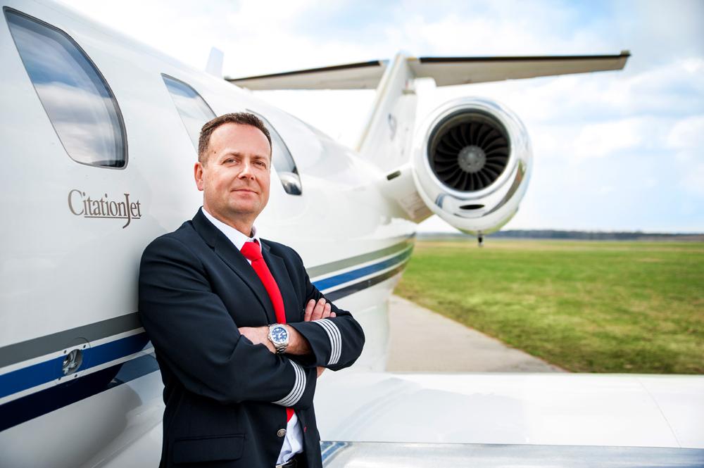 Sesja wizerunkowa dla linii lotniczej Bartolini Air / Łódź