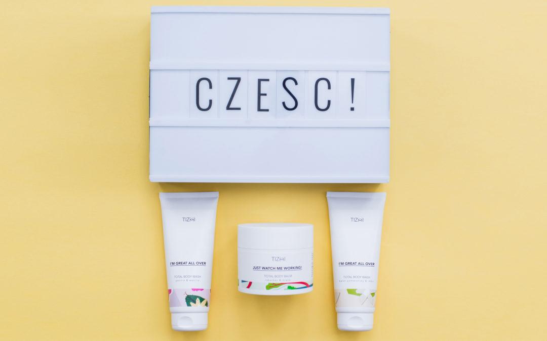 Sesja na Instagram marki kosmetycznej Tizmi / Gdańsk