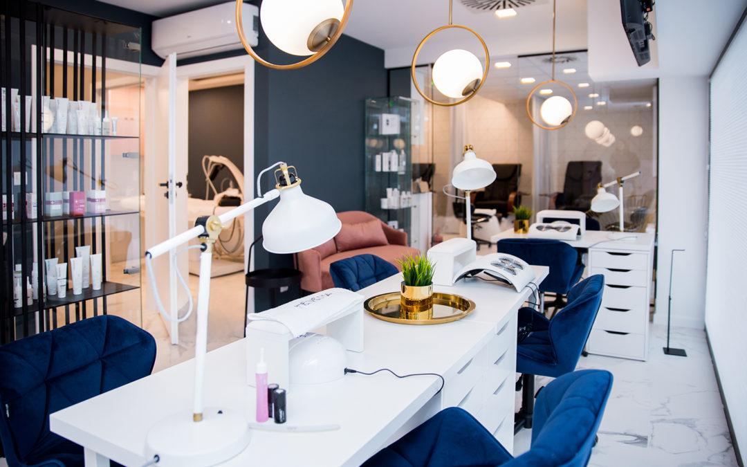Kompleksowa sesja wizerunkowa dla gabinetu kosmetycznego Hevena Beauty / Gdynia